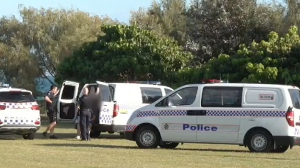 Woman slashed with a knife on Gold Coast beach