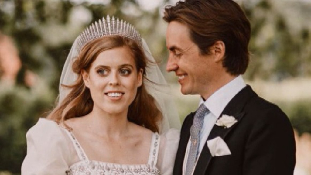 Princess Beatrice confirms the arrival of her first child