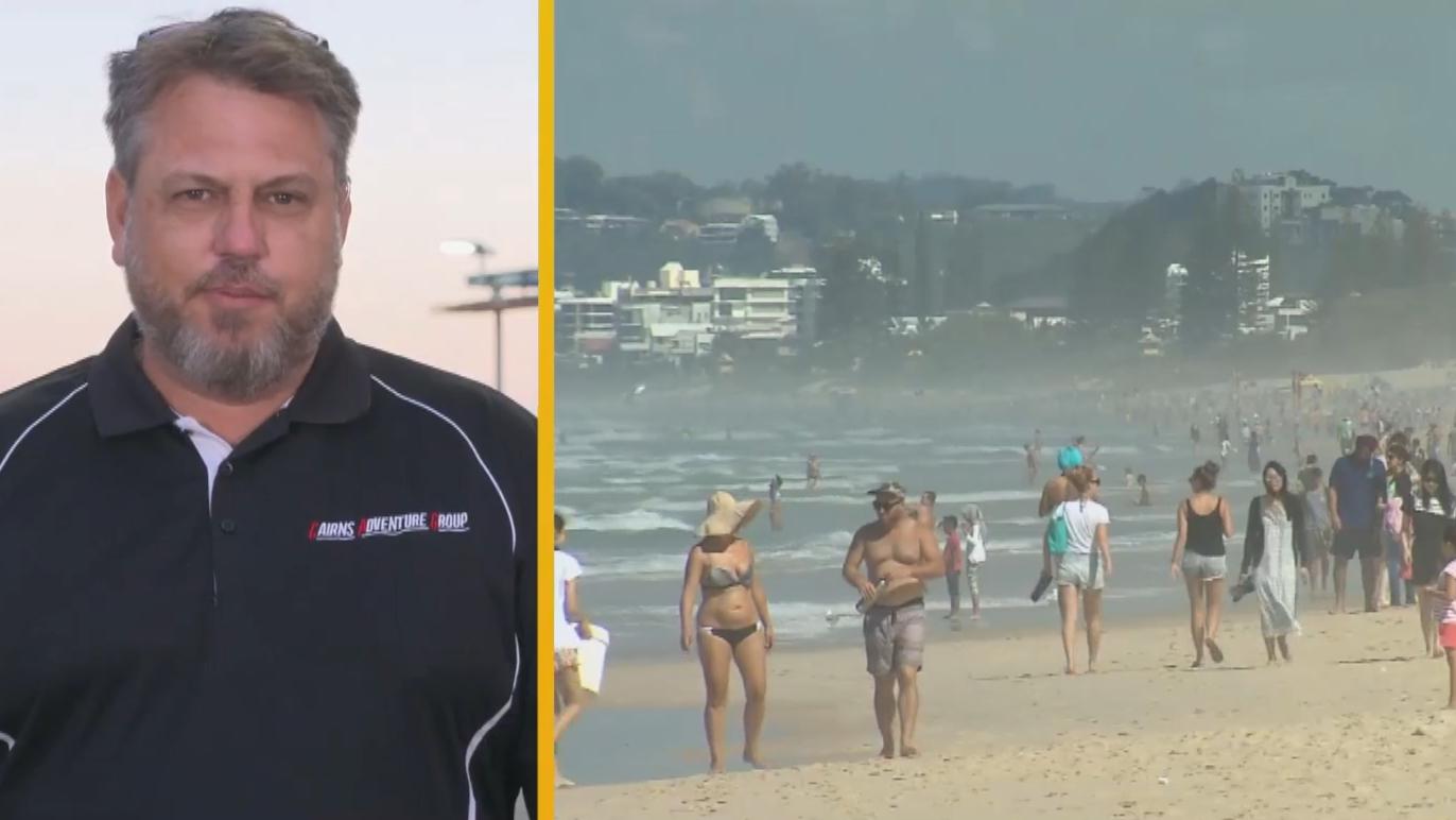 Queensland tourism operator's plea on reopening date