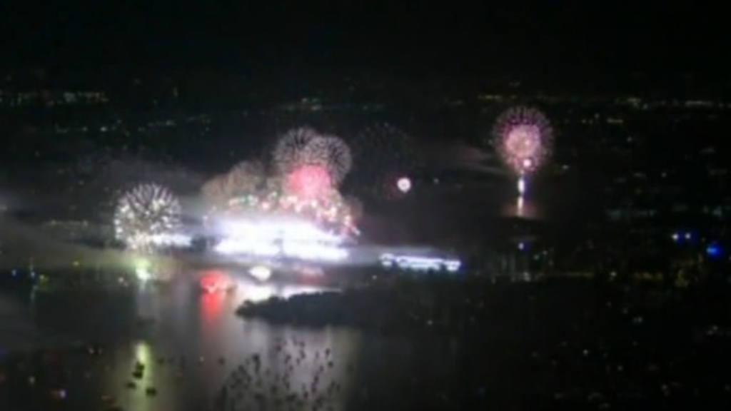 Sydney's New Year's Eve family fireworks cancelled