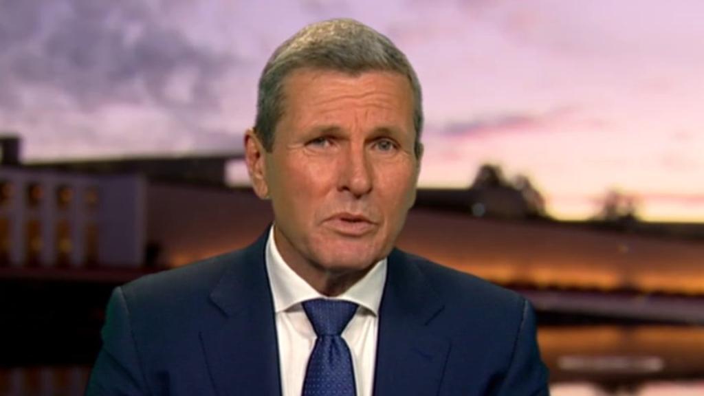 9News Political Editor Chris Uhlmann on diplomacy