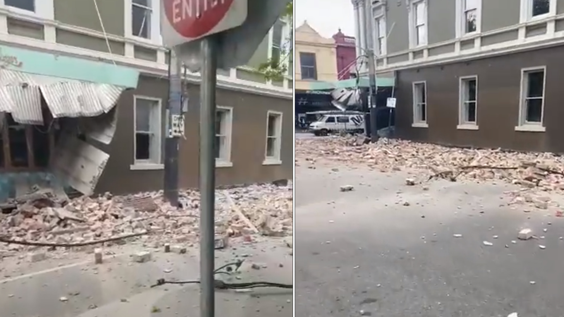 Earthquake recorded east of Melbourne