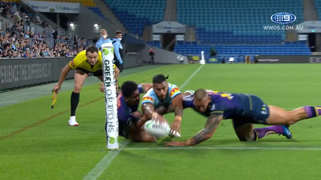 Paul Gallen breaks down the Sharks' 2021 woes and the injury to Shaun Johnson
