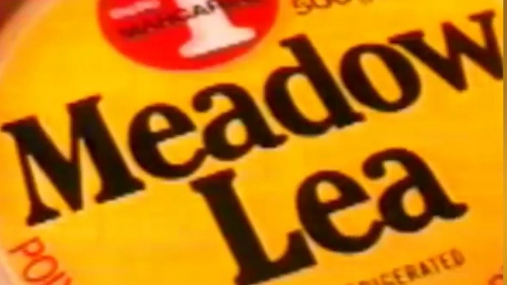 The 1980s Meadow Lea ad we all remember