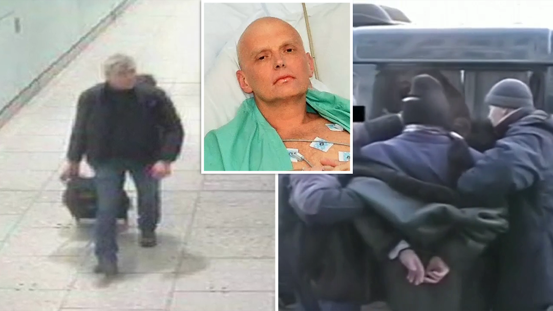 Kremlin ordered poisoning of former spy