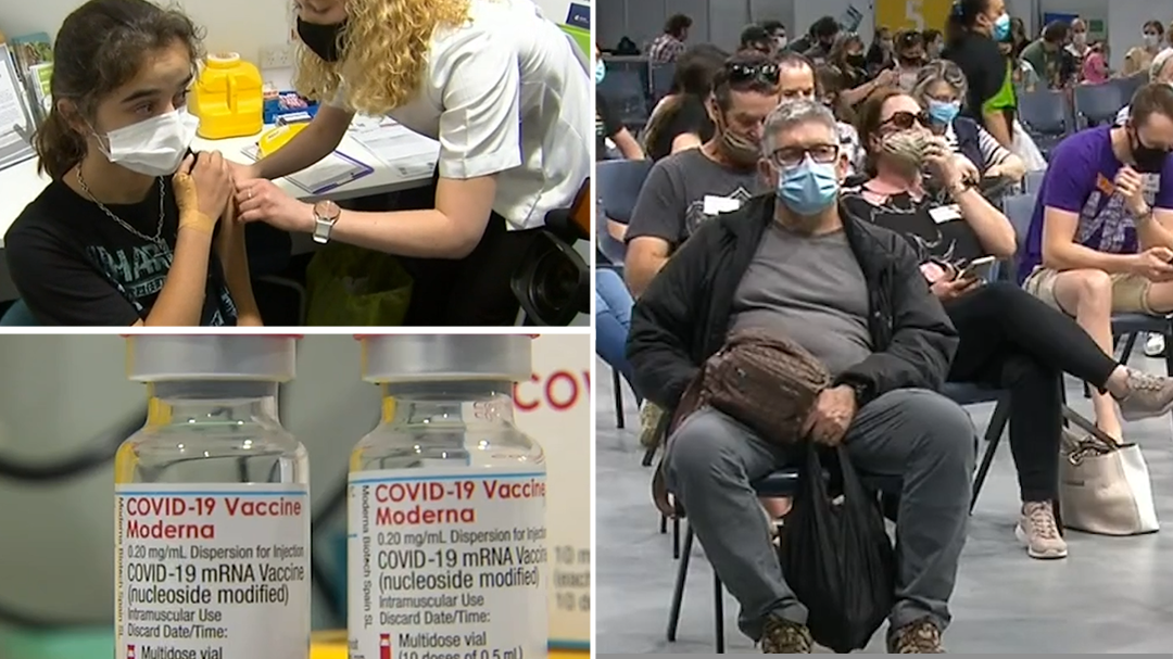Queensland's vaccination effort ramped up