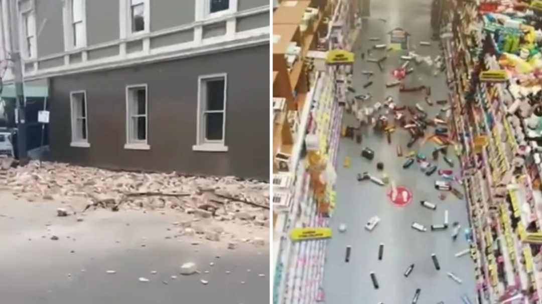 Victoria records largest ever earthquake as residents told to brace for aftershocks