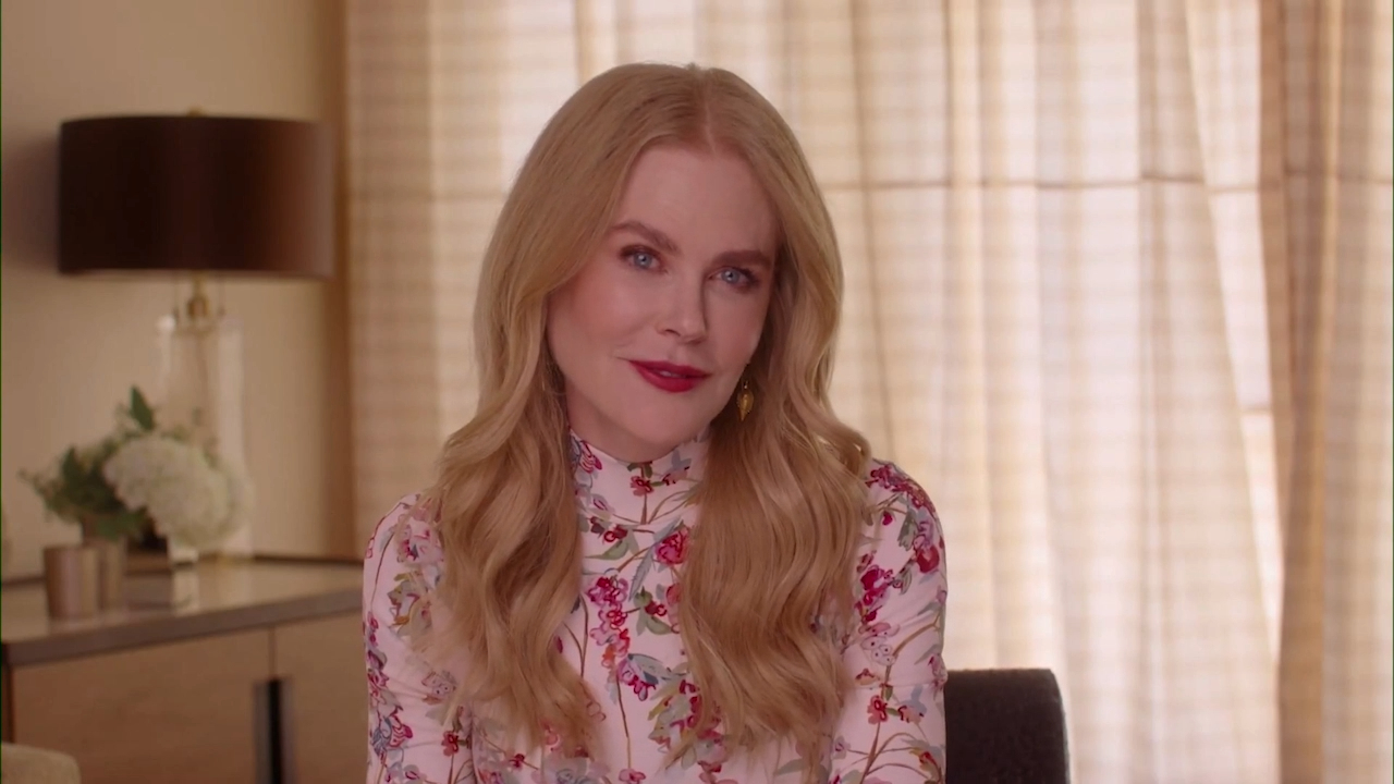 Nicole Kidman says she was 'a goner' when Keith Urban turned up with flowers at 5am on her birthday