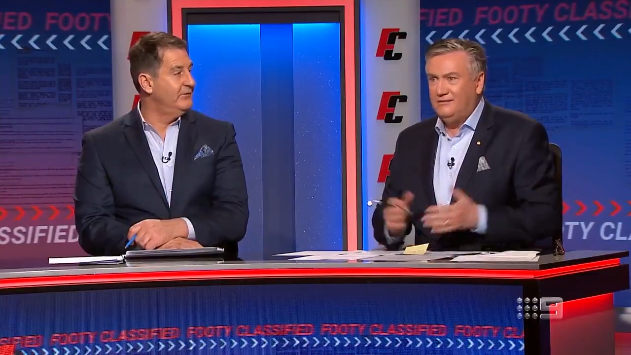 Lloyd's issue with top AFL gong