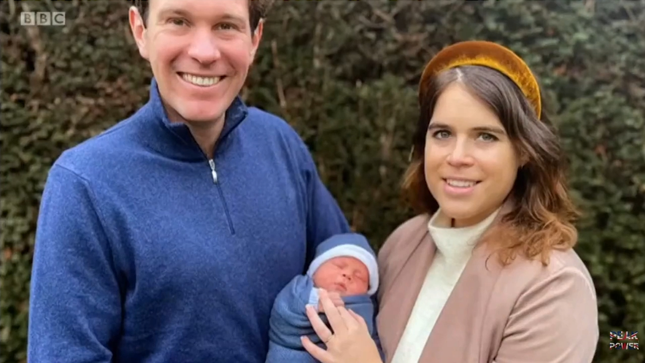 Princess Eugenie recalls introducing son to Prince Philip
