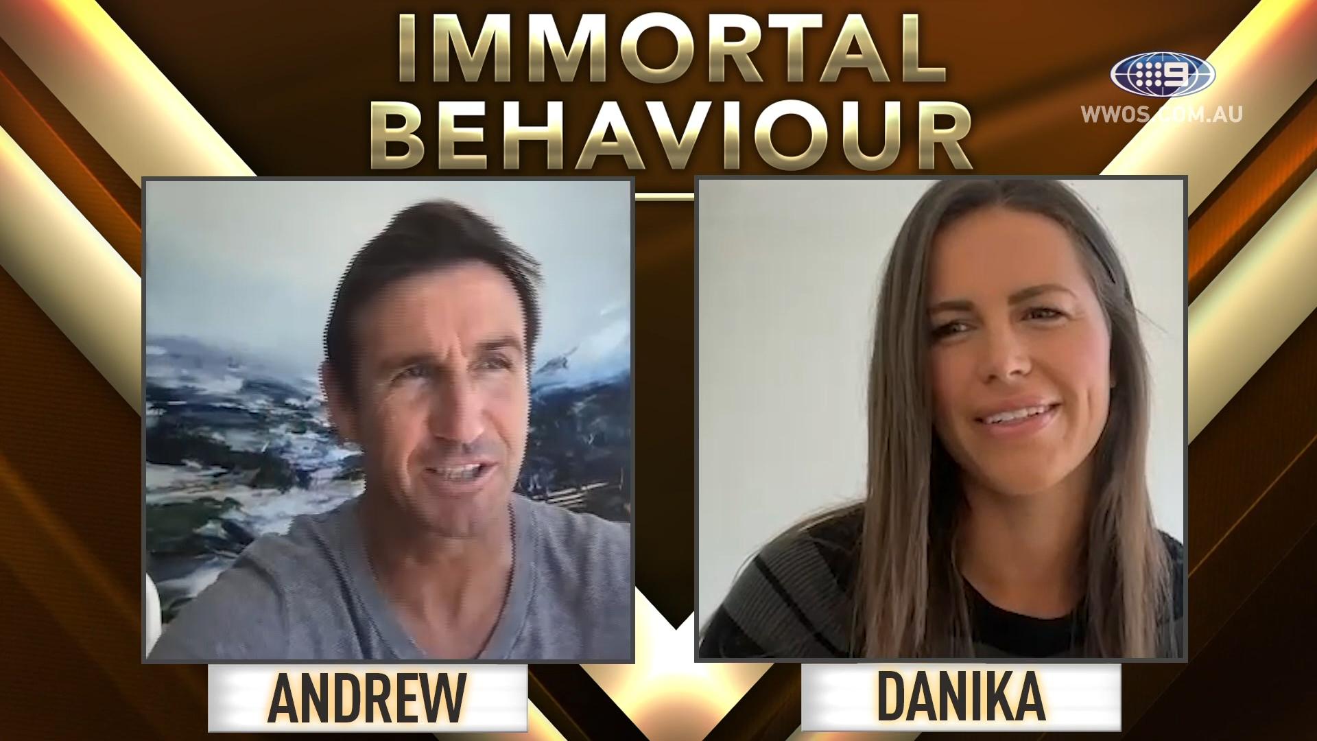 Immortal Behaviour: Joey previews the Preliminary Finals - Finals Week 2