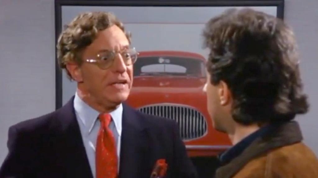 Basil Hoffman in Seinfeld