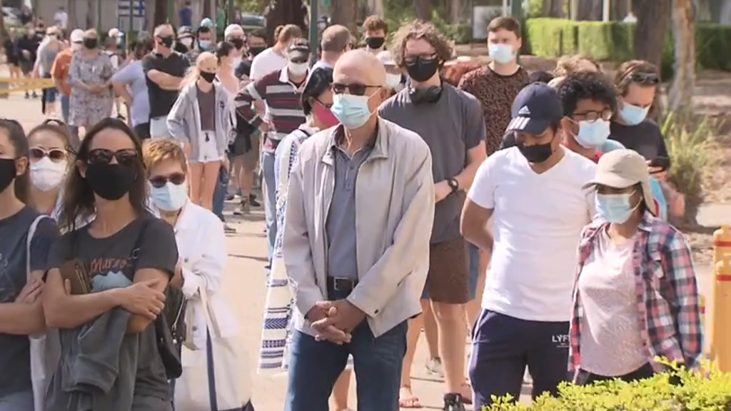 Masks here to stay in Queensland