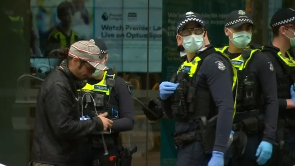 Anti-lockdown vow to hit Melbourne streets in another day of protests