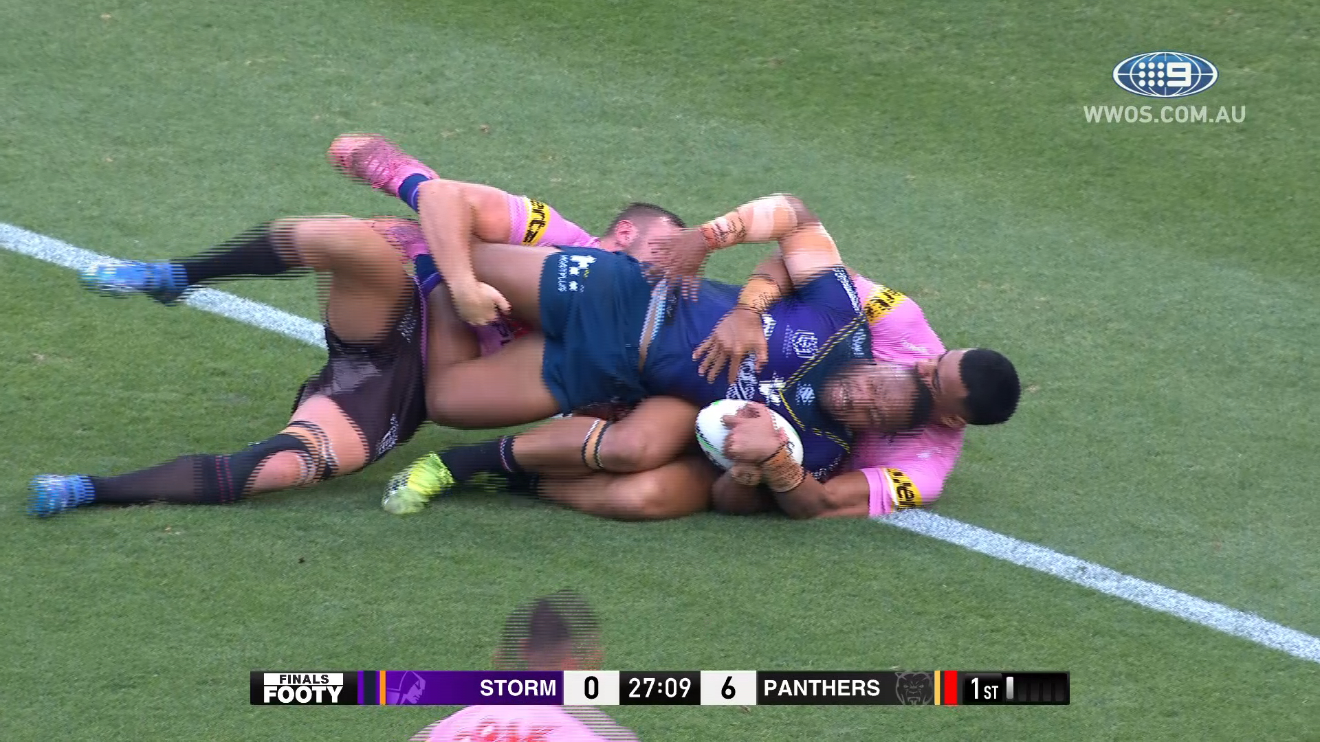 NRL Highlights: The Panther edge past the Storm in a Finals thriller - Preliminary Finals