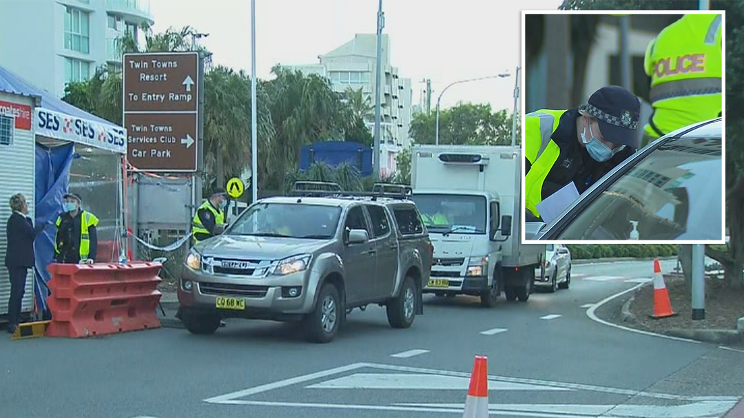 Queensland's Health Minister has told stranded interstate residents to wait their turn