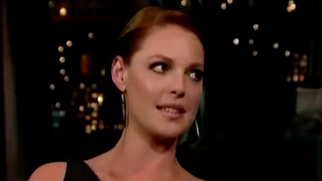 Katherine Heigl speaks out about harsh working conditions on set of Grey's Anatomy