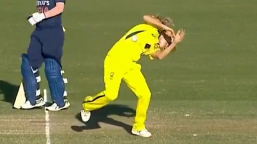 Aussie's horror cricket injury
