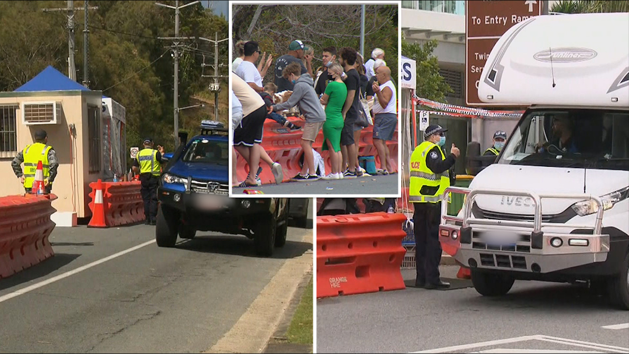 Doubts over Queensland border reopening by Christmas