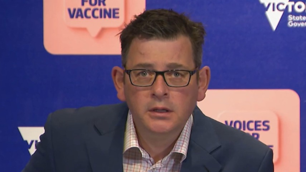 Victoria records 705 virus cases as roadmap to freedom delayed