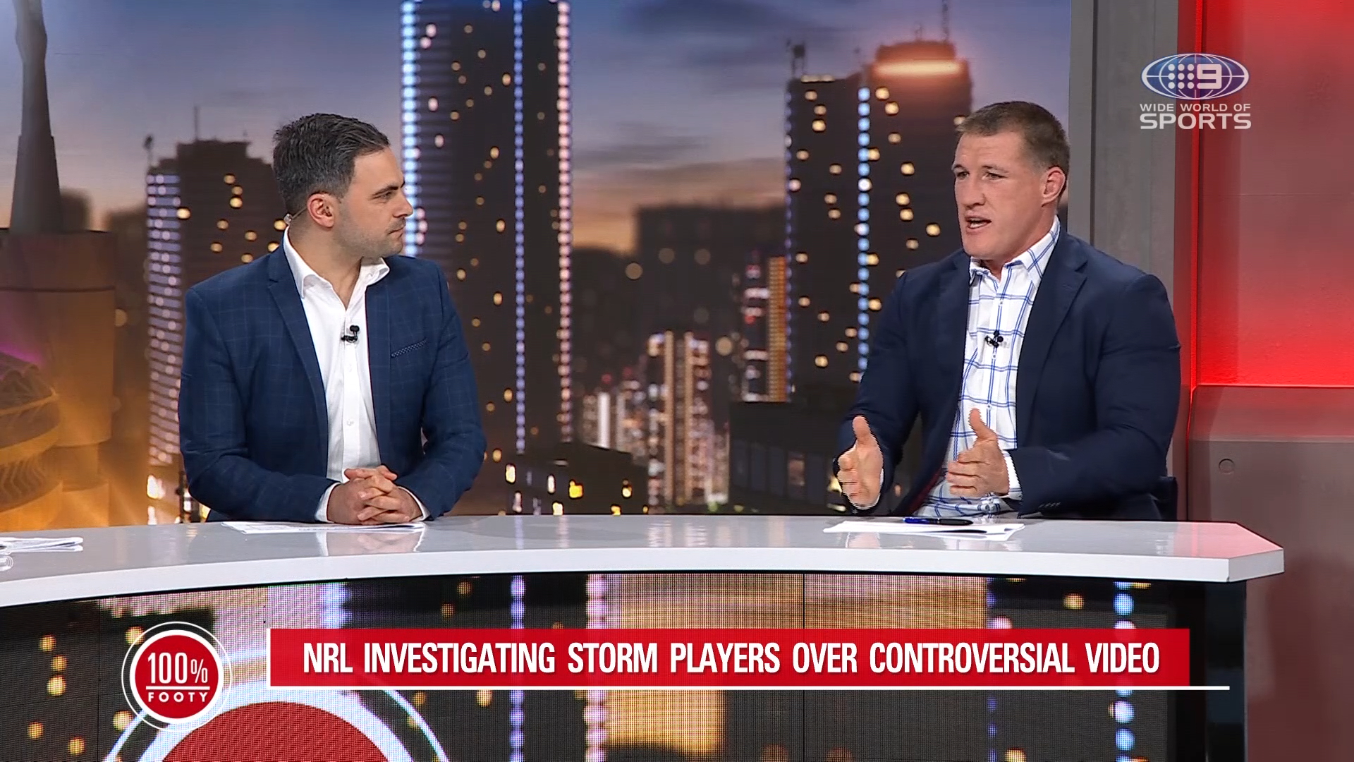 Gallen's warning to NRL stars amid new scandal