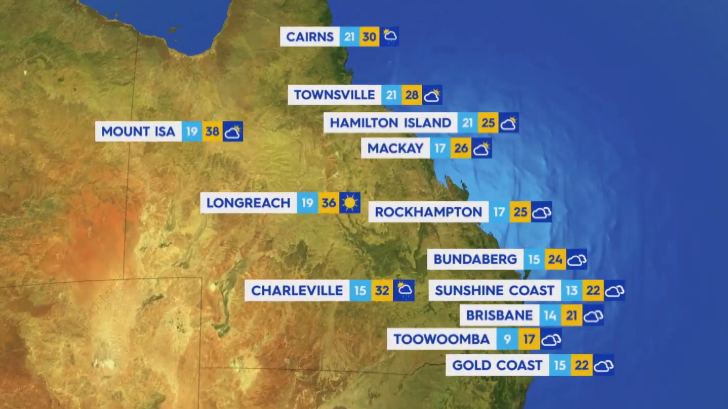 National Weather forecast for Tuesday September 28