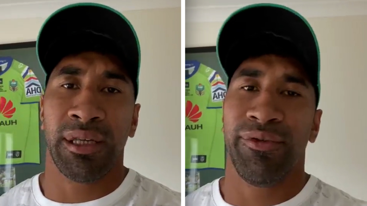 Soliola thanks Raiders' faithful after retirement