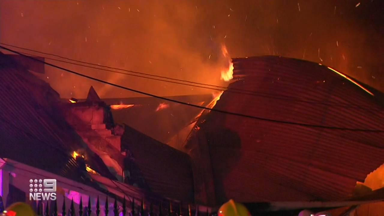 Man charged after Adelaide house fire