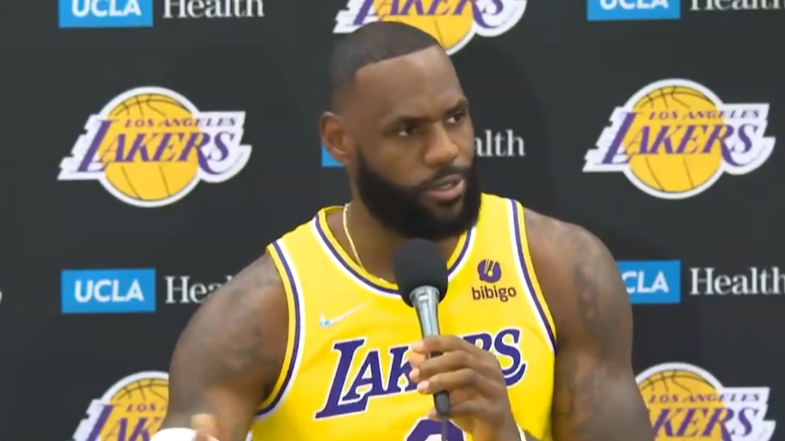 Why LeBron won't be vaccine advocate