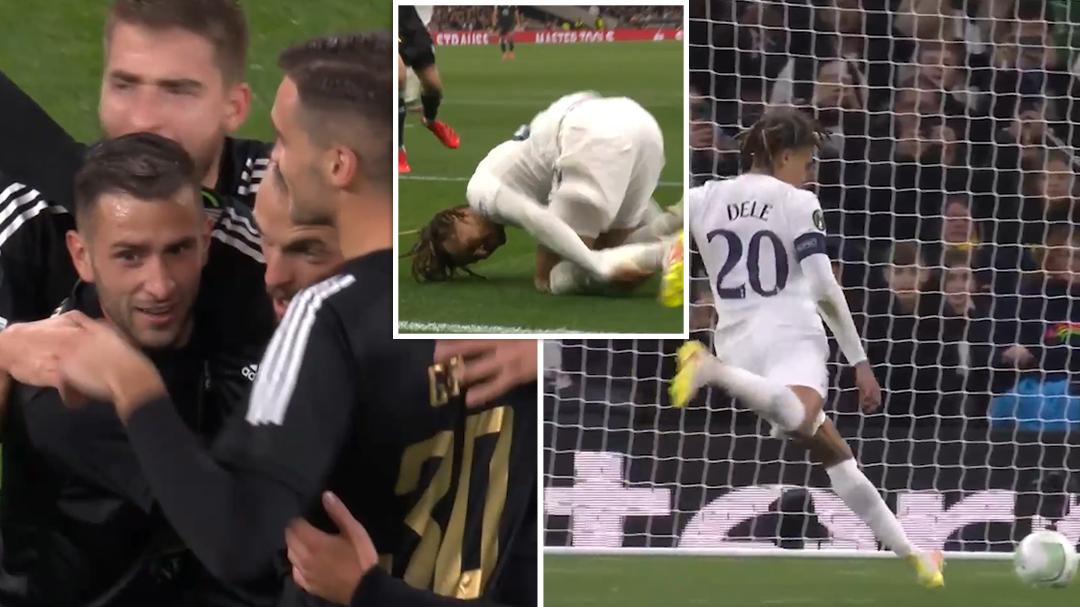 Europa Conference League: Tottenham vs Mura