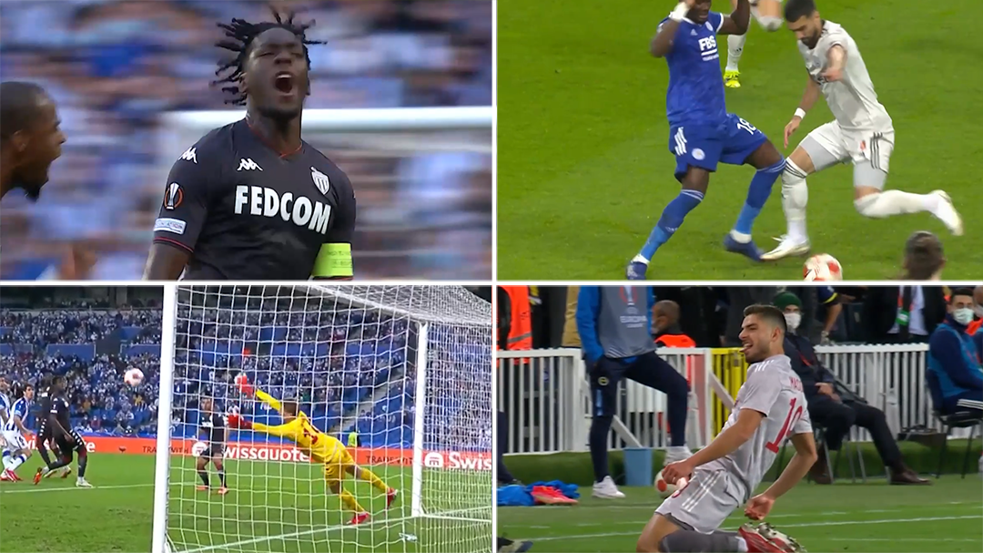 Every goal from Europa League Matchday 2
