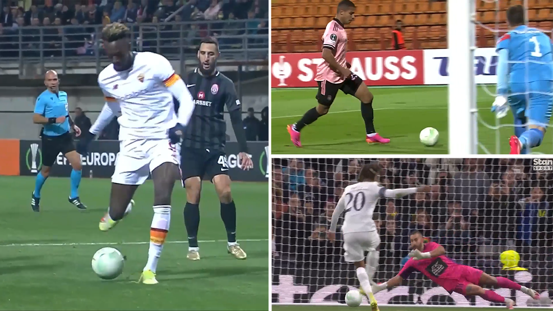Every goal from Europa Conference League Matchday 2