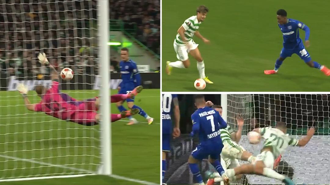 Europa League: Celtic vs Leverkusen