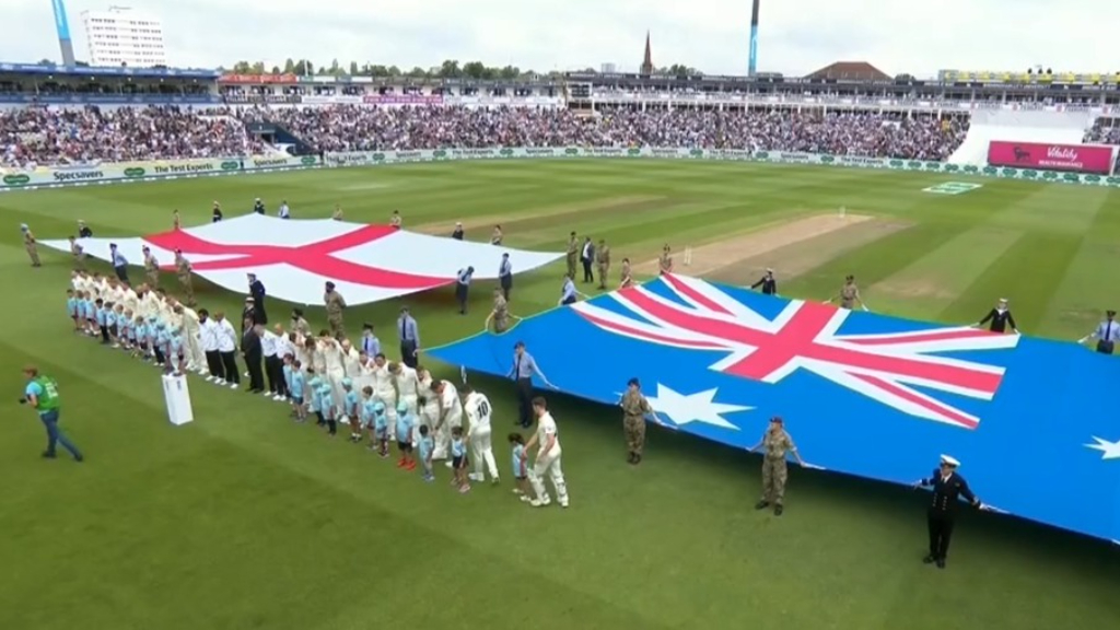 England name strong Ashes squad