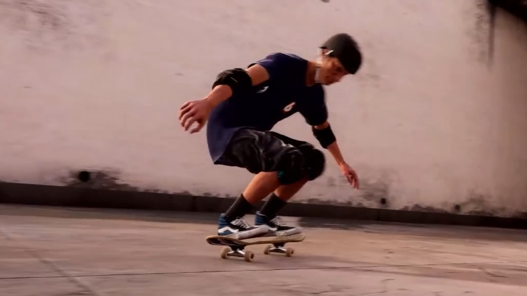 Tony Hawk's Pro Skater 1 and 2 trailer