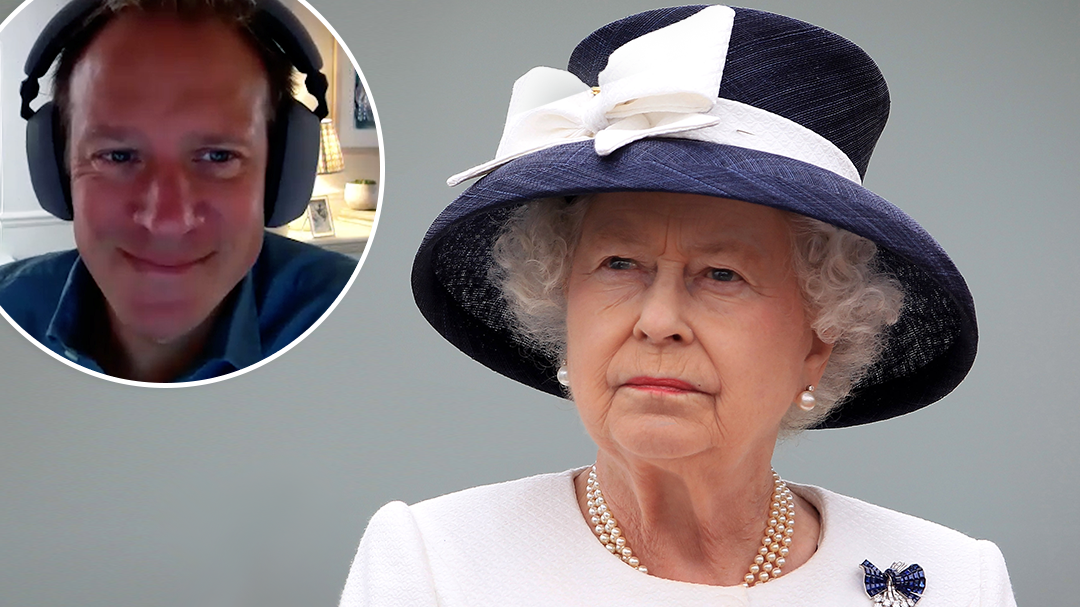 What it's really like photographing the Queen