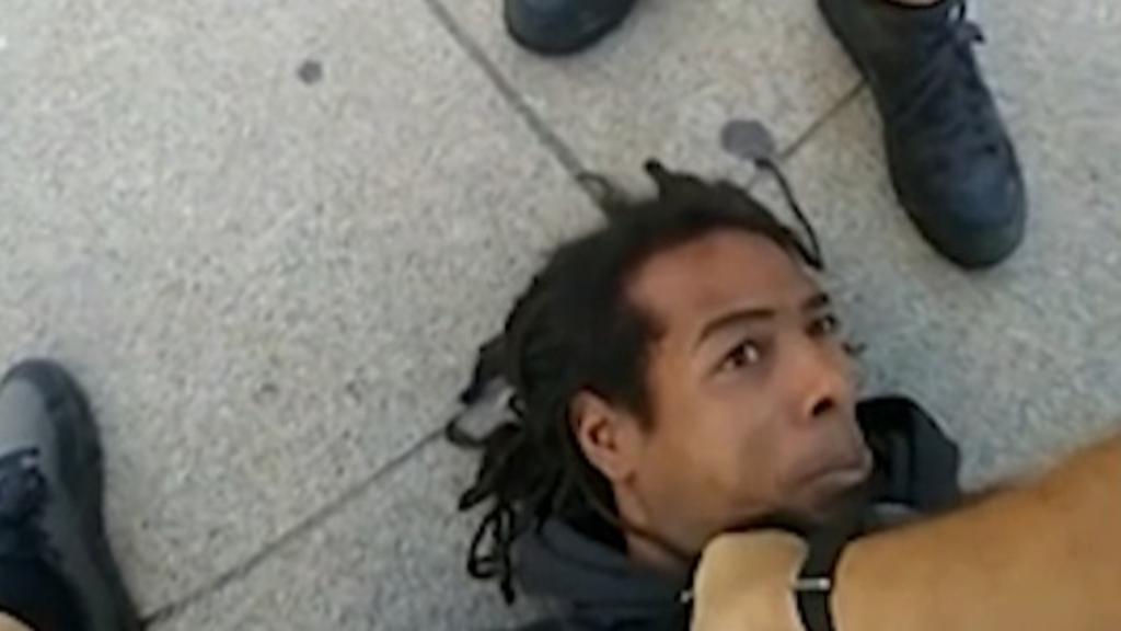Indianapolis police officer charged over arrest brutality
