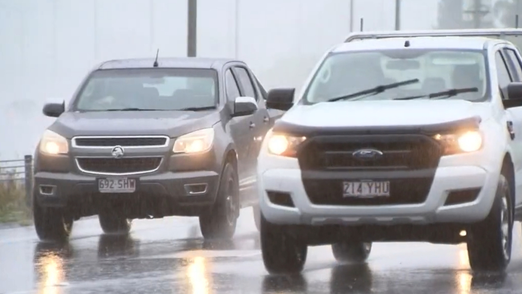 Wild weather on way for parts of east