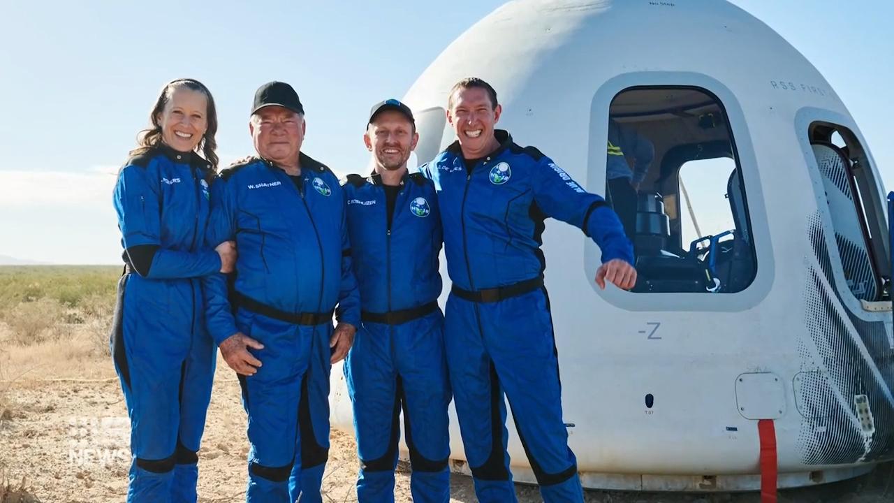 Blue Origin's second civilian flight complete