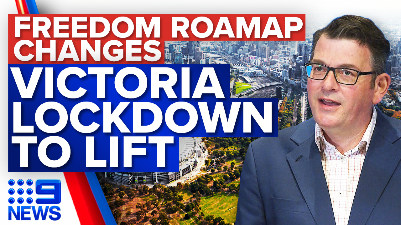 Victoria lockdown roadmap update: No restrictions for Melburnians to leave homes