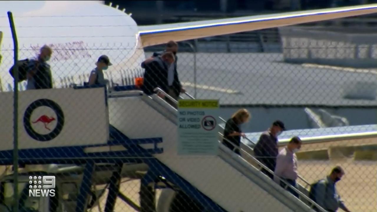 Nationals set for Canberra return