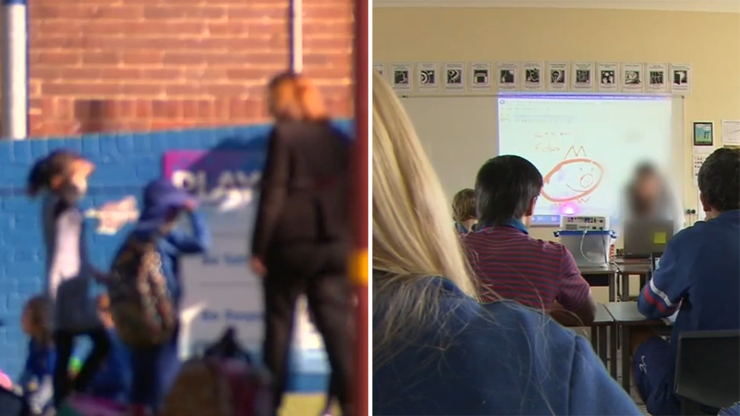 NSW students return to classroom after 17 weeks of remote learning