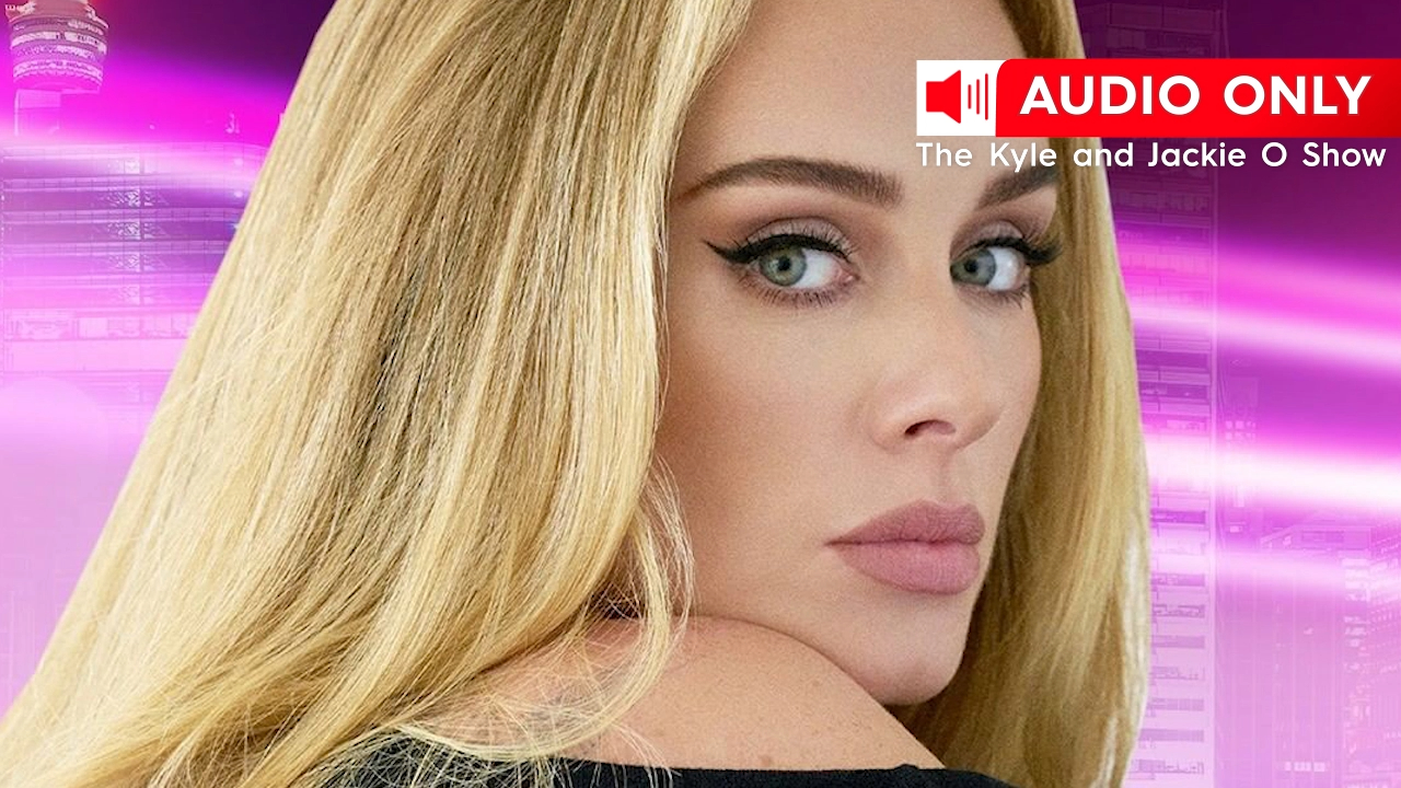 Adele bonds with radio host Jackie 'O' Henderson