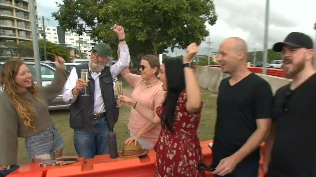 Queensland border to be open by Christmas