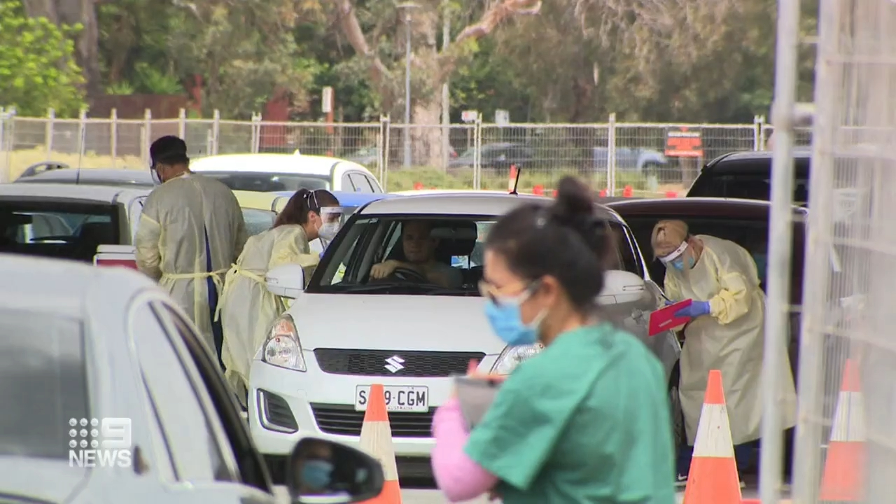 South Australian restrictions to lift when vaccination target hit