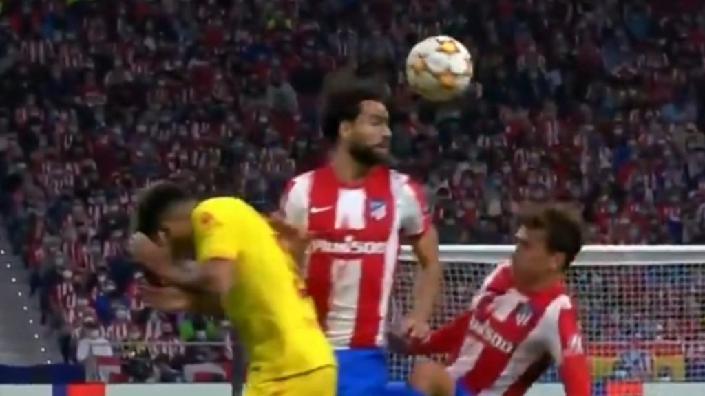 Red hot Griezmann cops red card