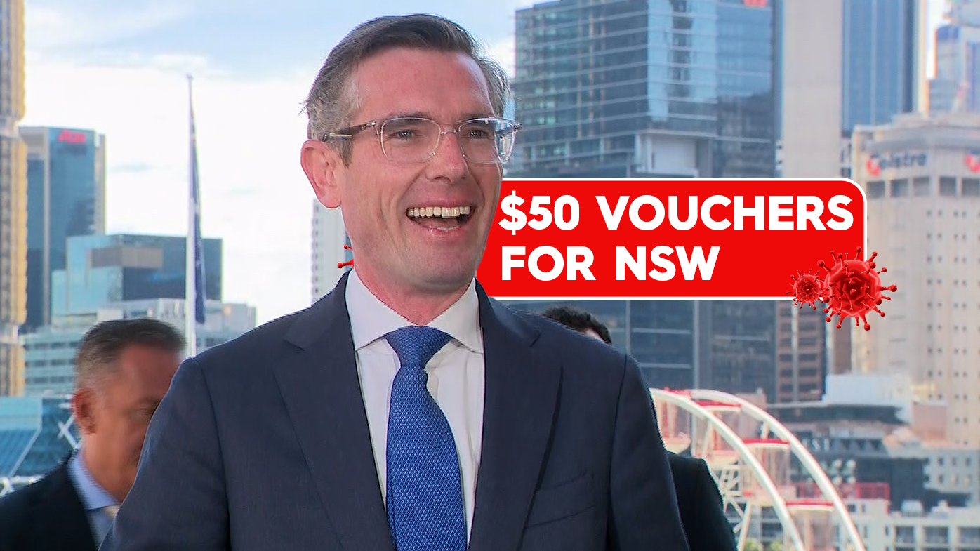 NSW residents to get $50 accommodation vouchers