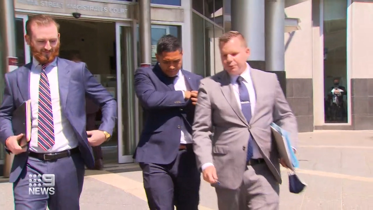 NRL player Anthony Milford faces court on multiple assault charges