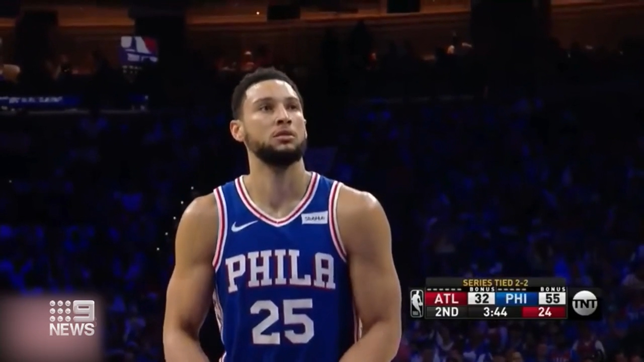 Ben Simmons' trade saga takes a stunning new turn, the latest from the 76ers
