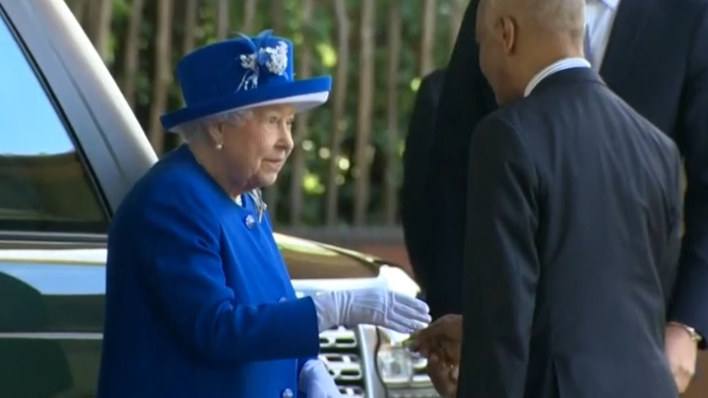 Queen forced to cancel visit after being told to rest